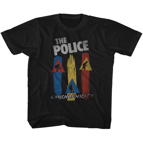 Image for The Police Synchro Toddler T-Shirt