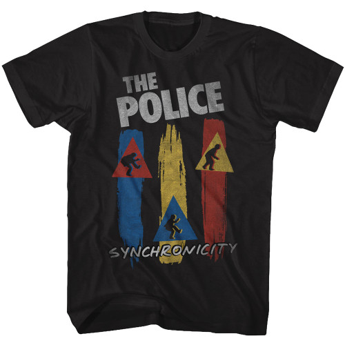 Image for The Police T-Shirt - Synchro