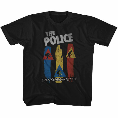 Image for The Police Synchro Classic Youth T-Shirt