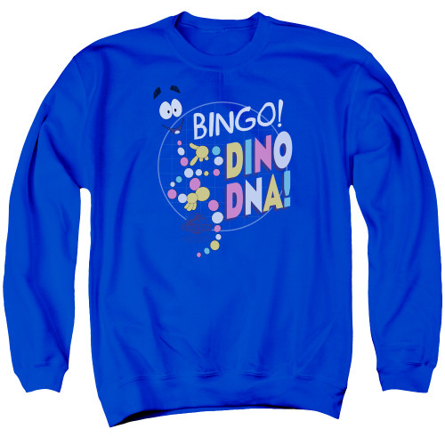 Image for Jurassic Park Crewneck - Bingo Dino DNA
