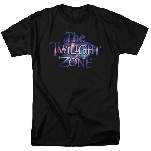 Image for The Twilight Zone T-Shirt - Twilight Galaxy
