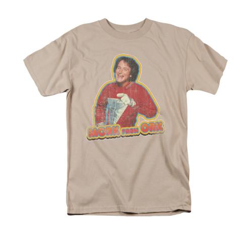 Image for Mork & Mindy T-Shirt - Mork from Ork