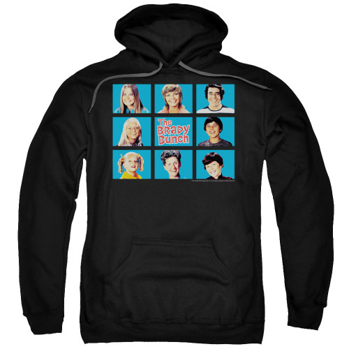 Image for The Brady Bunch Hoodie - Framed