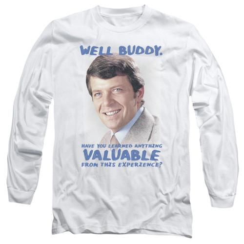 Image for The Brady Bunch Long Sleeve T-Shirt - Buddy