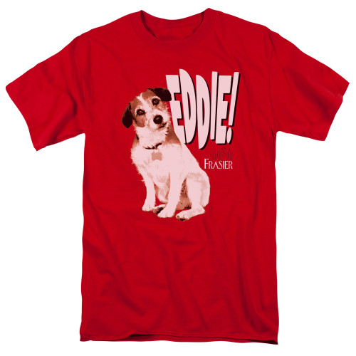 Image for Frasier T-Shirt - Eddie