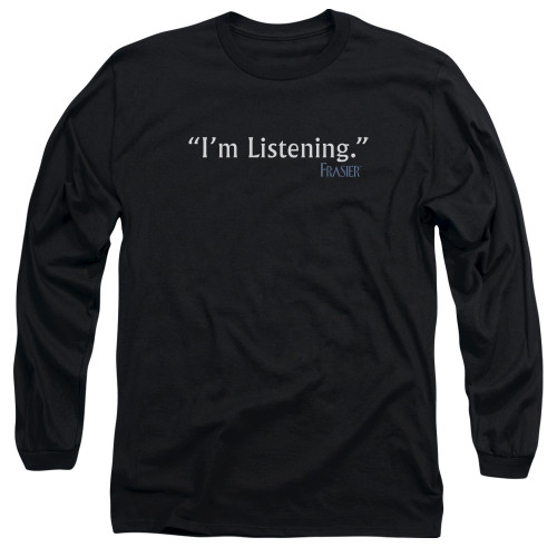Image for Frasier Long Sleeve T-Shirt - I'm Listening