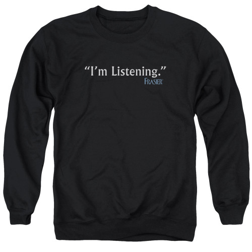 Image for Frasier Crewneck - I'm Listening