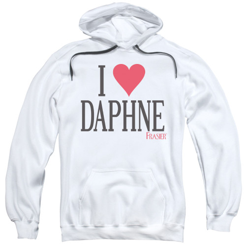 Image for Frasier Hoodie - I Heart Daphne