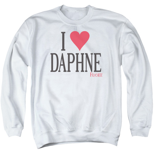 Image for Frasier Crewneck - I Heart Daphne