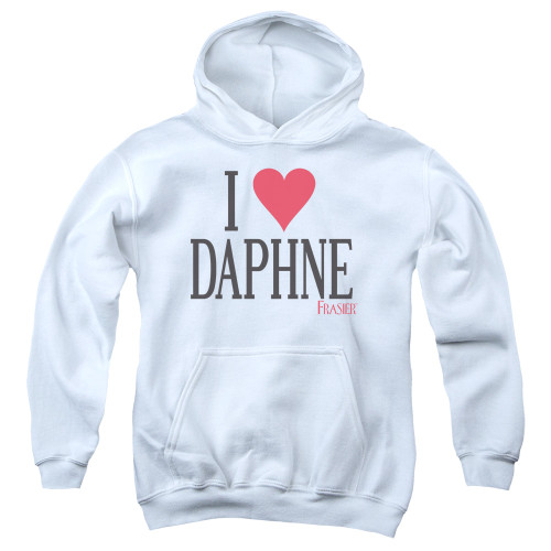 Image for Frasier Youth Hoodie - I Heart Daphne