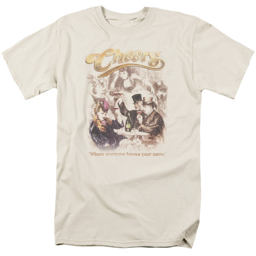 Image for Cheers T-Shirt - Here Here