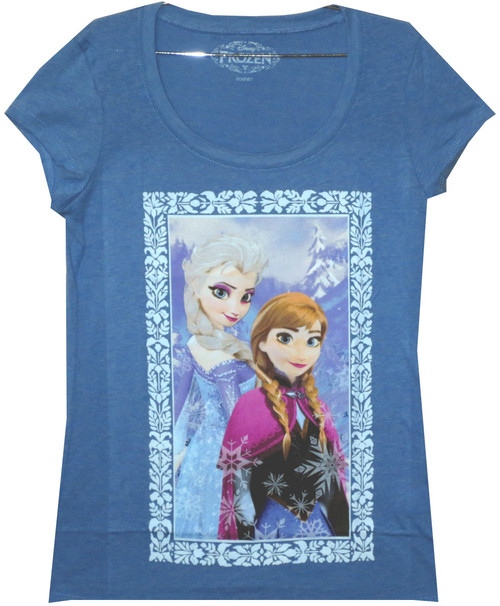 Image for Frozen Girls T-Shirt - Sisters