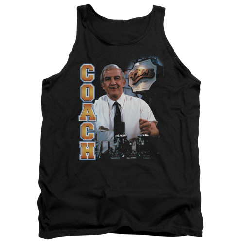 Image for Cheers Tank Top - Coach Serving