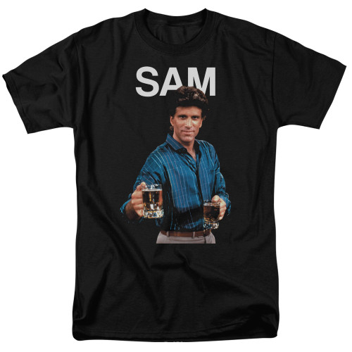 Image for Cheers T-Shirt - Sam Malone