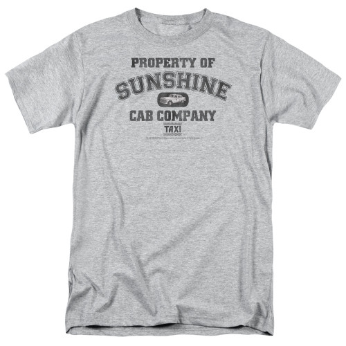 Image for Taxi T-Shirt - Property of Sunshine Cab