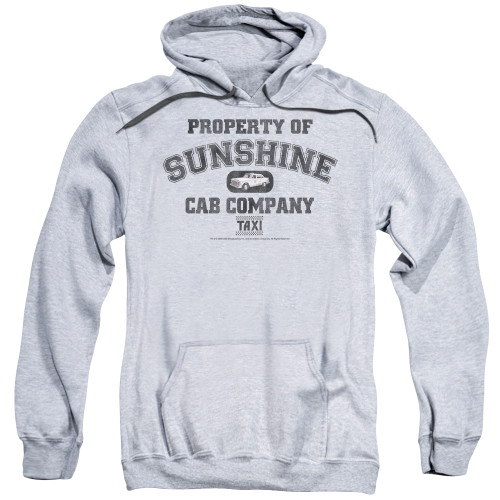 Image for Taxi Hoodie - Property of Sunshine Cab