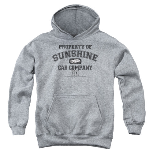 Image for Taxi Youth Hoodie - Property of Sunshine Cab