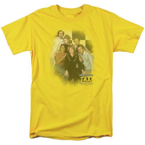 Image for Taxi T-Shirt - Sunshine Cab