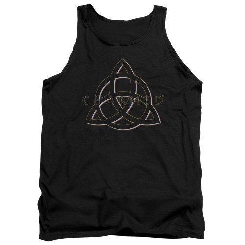 Image for Charmed Tank Top - Triple Linked Logo