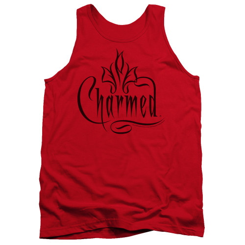 Image for Charmed Tank Top - Logo