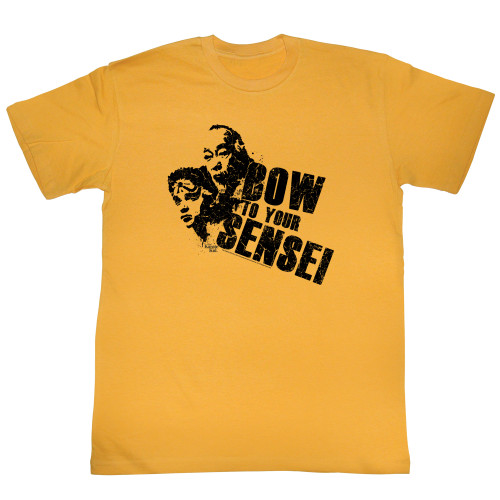 Image for Karate Kid T Shirt - Bow