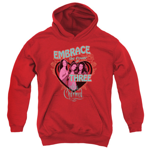 Image for Charmed Youth Hoodie - Embrace the Power