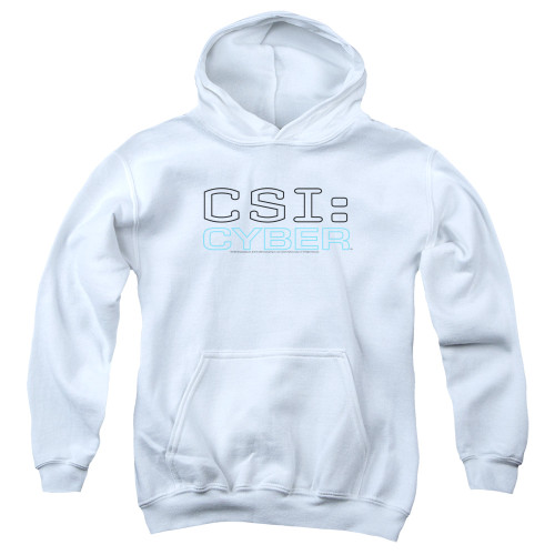 Image for CSI Youth Hoodie - Cyber