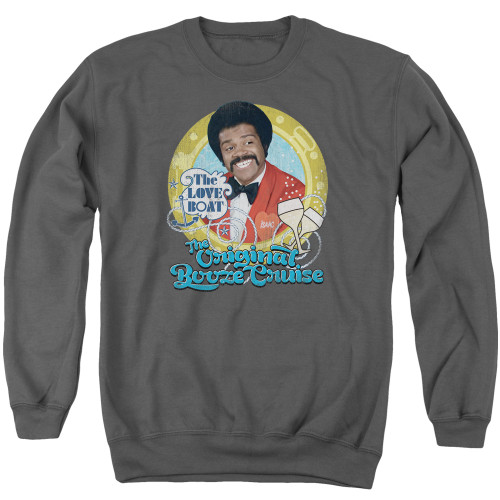 Image for The Love Boat Crewneck - Original Booze Cruise