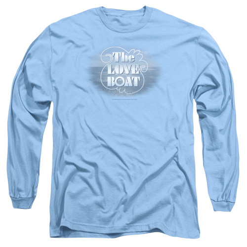 Image for The Love Boat Long Sleeve T-Shirt - Classic Logo