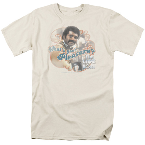 Image for The Love Boat T-Shirt - Issac