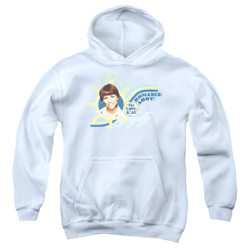 Image for The Love Boat Youth Hoodie - Romance Ahoy!