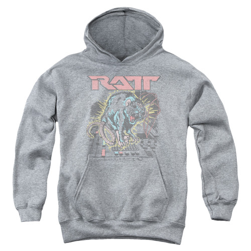 Image for Ratt Youth Hoodie - Shocked