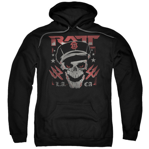 Image for Ratt Hoodie - Skull and Tridents