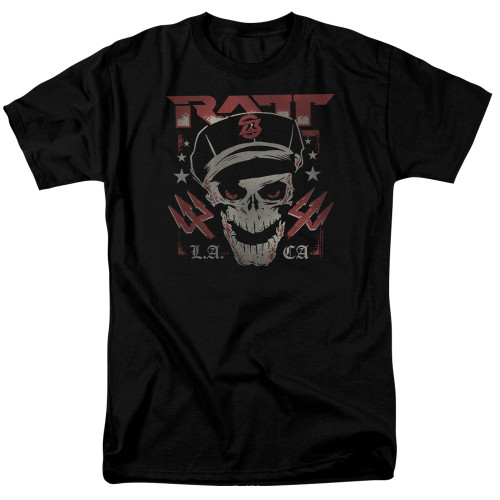 Image for Ratt T-Shirt - Skull and Tridents