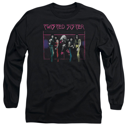 Image for Twisted Sister Long Sleeve Shirt - Neon Gate