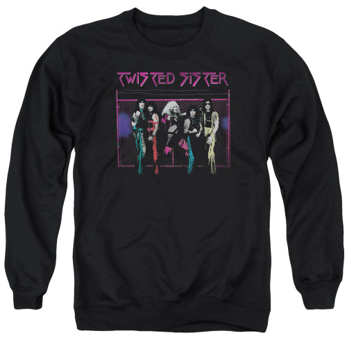 Image for Twisted Sister Crewneck - Neon Gate