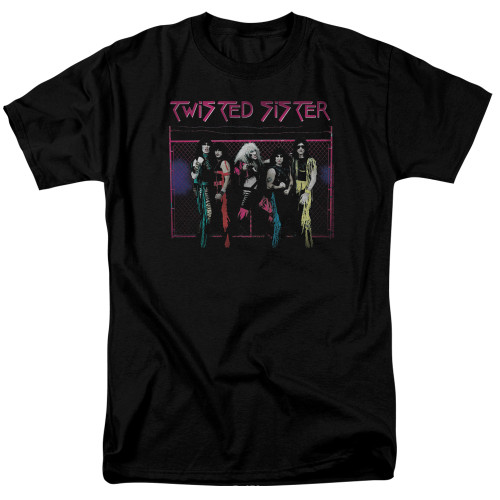 Image for Twisted Sister T-Shirt - Neon Gate