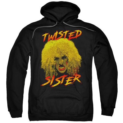 Image for Twisted Sister Hoodie - Twisted Scream