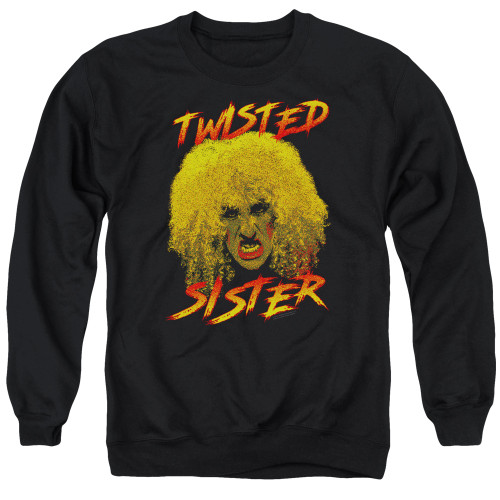 Image for Twisted Sister Crewneck - Twisted Scream