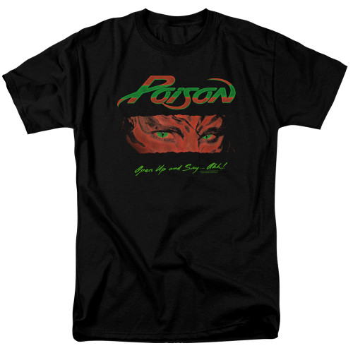 Image for Poison T-Shirt - Open