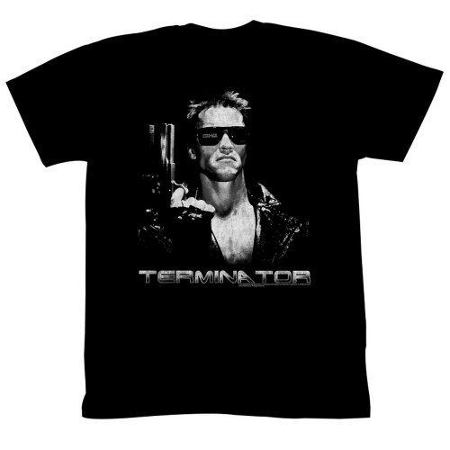 Image for Terminator T-Shirt - Terminate