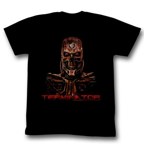 Image for Terminator T-Shirt - Code Red