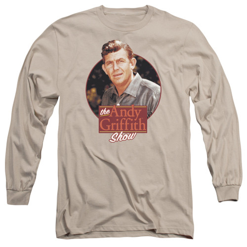 Image for Andy Griffith Show Long Sleeve T-Shirt - Circle of Trust