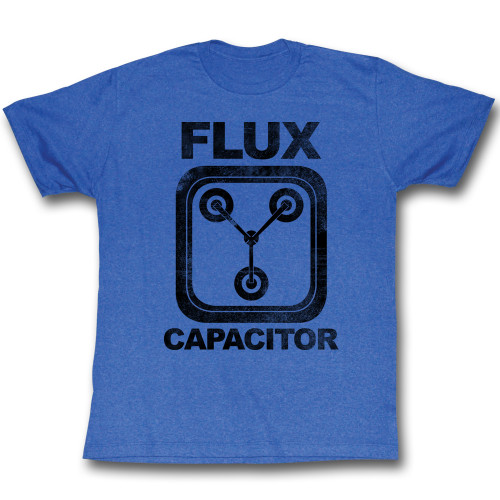 Image for Back to the Future T-Shirt - Flux Capcitor