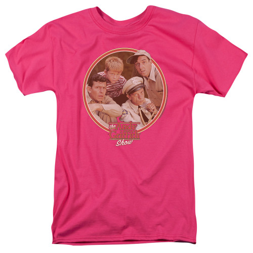 Image for Andy Griffith Show T-Shirt - The Boys