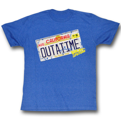 Image for Back to the Future T-Shirt - Outa Time