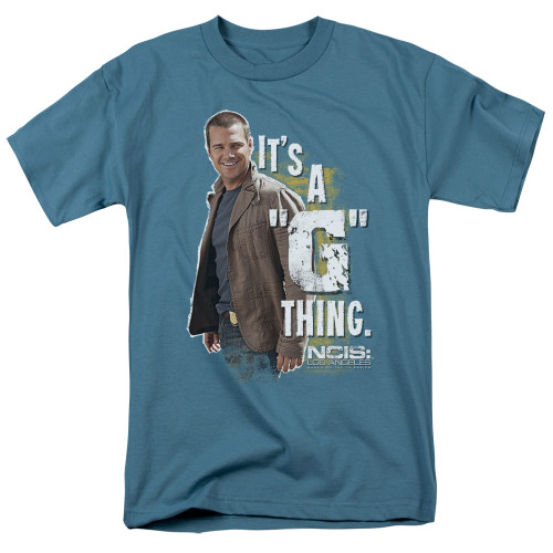Image for NCIS T-Shirt - G Thing
