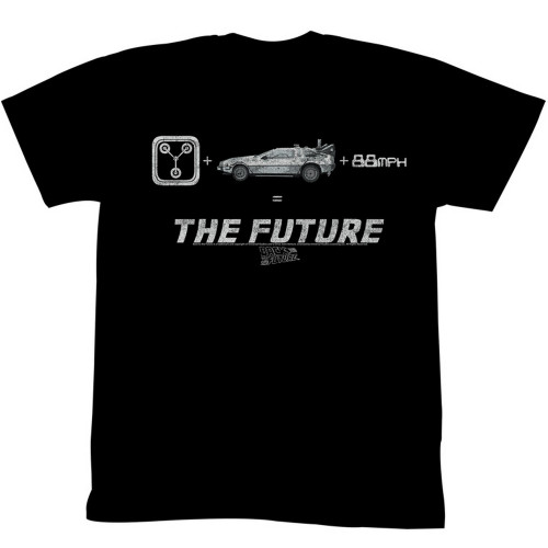Image for Back to the Future T-Shirt - the Future