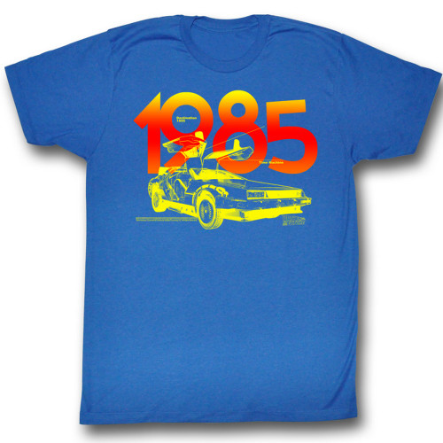 Image for Back to the Future T-Shirt - Way Back to 1985