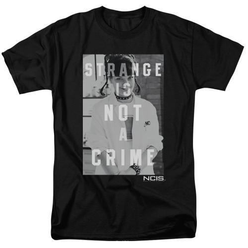 Image for NCIS T-Shirt - Strange